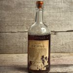 Bottle of Very Old Fine Whisky