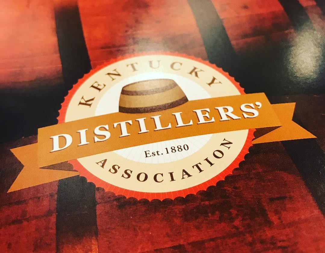 chairman honored: kentucky distillers' association