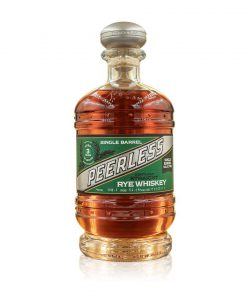 prohibition: a stock photo of the peerless 3-year old rye