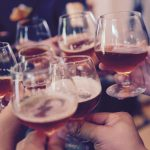 Kentucky Craft Spirits Festival: group of people holding glasses with beer