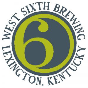 Craft Beer: logo for west sixth brewing
