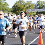 covington: people beginning a race